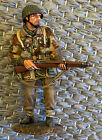 King And Country WW2 British Paratrooper Advancing Mg037(P)