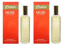 2 PACK :: Jovan Musk For Women :: 1.0 fl oz Each
