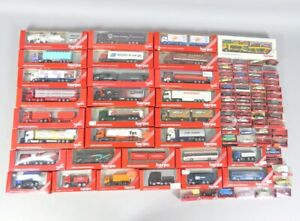 W 81140 Große Sammlung originalverpackter Herpa Modelle