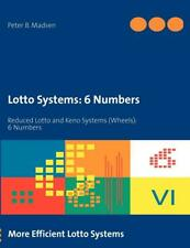 Lotto Systems: 6 Numbers by Peter B. Madsen (Paperback, 2012)