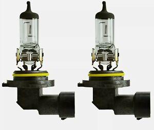 2 New Sylvania High Performance 9006 HB4 U Halogen Headlight Bulbs PAIR