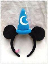 Mickey Fantasia Sorcerer Wizard Ears Headbands Party Cosplay Kid's Gift