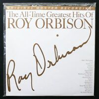 MFSL 2 LP  ROY ORBISON  ** SEALED PROMO **  GREATEST HITS   MoFi  Audiophile
