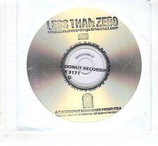 (HL434) Less Than Zero, God Made Me - 2002 DJ CD