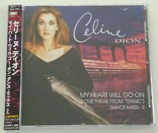 Celine Dion - My heart will go on. Dance mixes-2 (CD, 9 tracks) 1998