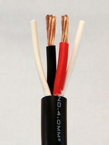 Mogami W3103 Superflexible Studio Speaker Cables Analog