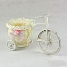 Deko Dreirad Lila Hochzeit Wohnen Garten Fahrrad Korb Dekoration Gastgeschenk