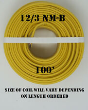 """12/3 NM-B x 100' Southwire """"Romex®"""" Electrical Cable"""