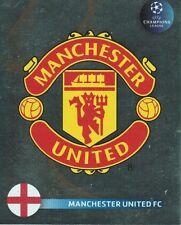 Panini 9 Logo Emblem Manchester United UEFA CL 2008/09