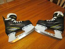Nwot ccm ice hockey skates Size 12 Tacks not worn on ice ( .Org.price $60)