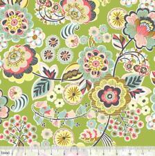 Baumwollstoff  Blend Fabrics Natural Wonder  Deco Park Green Stoff  0,5m