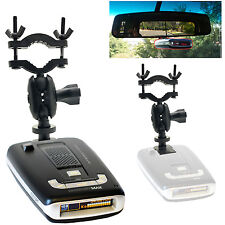 Radar Detector Rearview Mirror Mount for Escort Passport MAX / MAX2 2 II MAX 360