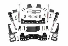 "Rough Country 6.0"" Suspension Lift Kit, 11-13 Ford F-150 4WD; 57532"