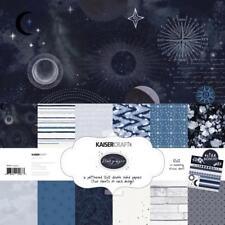 A&B KAISERCRAFT Scrapbooking Paper Pack - Stargazer - PK583