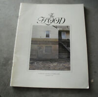 Vintage 1972 Booklet The Flood Agnes Harrisburg Pennsylvania