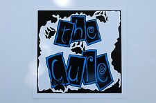 The Cure Sticker Decal (S145) Goth Gothic Rock Bauhaus The Smiths Depeche Mode