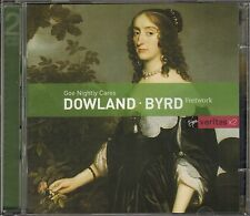 dowland  . byrd . dances from lachrimae & consort music & songs .2 cd