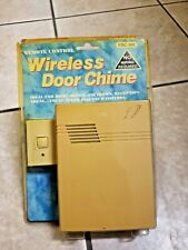 Remote control Wireless Door Chime FDC-360 New