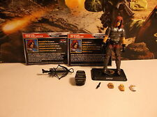 GI JOE 50th Anniversary Zartan 100% complete