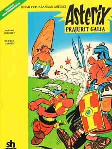 KISAH PETUALANGAN ASTERIX - ASTERIX PRAJURIT GALIA (INDONESIA 1995)