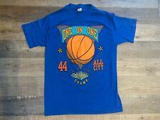 Vintage 90s Slamball Champ Shirt Size Large Single Stitch