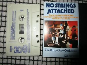 The Barry Gray Orchestra – No Strings Attached Label: PRT ZC DOW 3 Tape Album