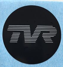 TVR 45mm 47mm WHEEL CENTRE DECAL STICKER
