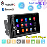"7"" 2DIN Android 8.1 Stereo Radio GPS Navigator Head Unit BT Car MP5 Player 1+16G"
