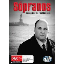 THE SOPRANOS : SEASON 6 Final Episodes : NEW DVD