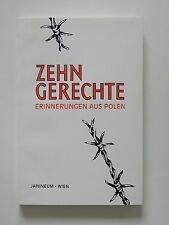 Zehn Gerechte Erinnerungen aus Polen V Frankl +