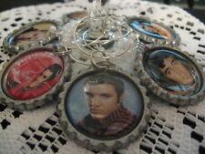 Elvis Wine Glass Charms ~ **Gift Idea