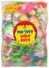 100 TOYS PINATA PARTY BAG FILLERS FAVOURS  FOR BOYS & GIRLS FREE P&P