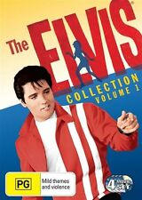 Elvis Presley CTC Rated DVDs & Blu-ray Discs