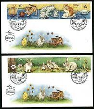 Israel 1836, 2010 Domestic animals . FDC