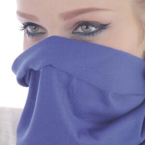 mascherina basic bandana elasticizzata accessori multiuso made in italy fashion