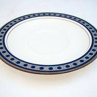 Mikasa Potter's Touch AZTEC BLUE CB009  Saucer(s) Only