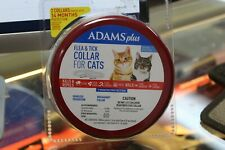 Adams Plus Flea & Tick Collars for Cat One Size fits all 14 Months Protection.