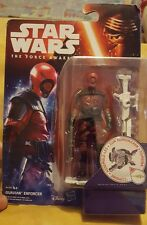 STAR WARS THE FORCE AWAKENS 3.75 INCH FIGURE - GUAVIAN ENFORCER - ACTION FIGURE