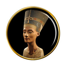 Nefertiti Pin Badge