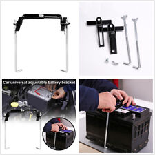 19cm Car Storage Battery Holder Stand Rack Adjustable Stabilizer Metal Bracket