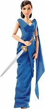"Wonder Woman - Diana Prince & Hidden Sword Doll, 12"" DC FDF36"