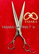 NEW Yasaka CUTTING  JAPANESE HAIR  Shears scissors   7 INCHES Cobalt   ATS 314