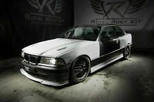 for BMW 3 E36 Coupe Duck Tail Spoiler + Felony FRONT and REAR overfenders DRIFT