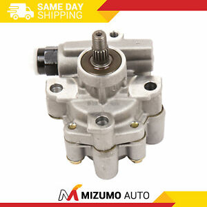Power Steering Pump Fit 93-97 Toyota Corolla Geo Prizm 4AFE 4AGE 44320-12321