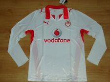 Olympiakos Soccer Jersey Olympiacos Greece Puma Top Player Issue Football Shirt