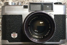 Vintage Walz Envoy 35 Camera Nitto Kogaku S Kominar 1:1.9 f=4.8cm #83638 Japan