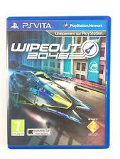 Wipeout 2048 PS Vita Jeu Sur PSvita
