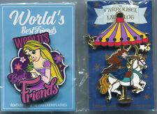 Pin Disneyland Paris DLP Sorties du 04 janvier 2020