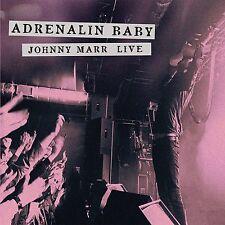 JOHNNY MARR - ADRENALIN BABY - JOHNNY MARR LIVE: CD ALBUM (November 13th 2015)