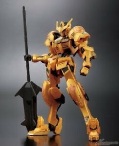 LMT color IBO Mobile Suit Gundam Barbatos 1/144 Gold injection color